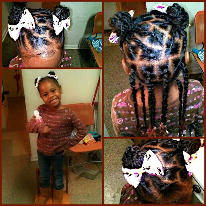 Superb 1000 Images About Kid Hairstyles On Pinterest Protective Styles Short Hairstyles For Black Women Fulllsitofus
