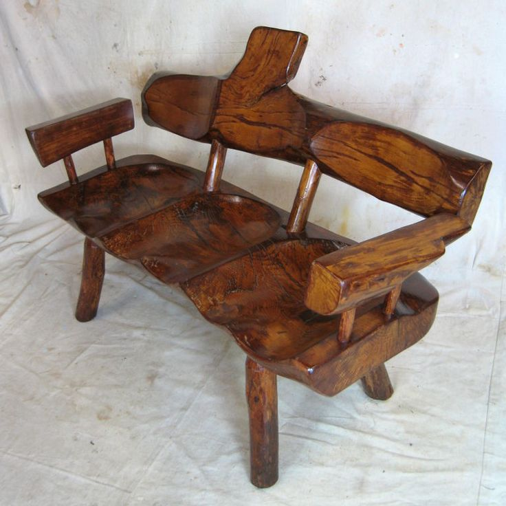 Best images about log bench on pinterest furniture