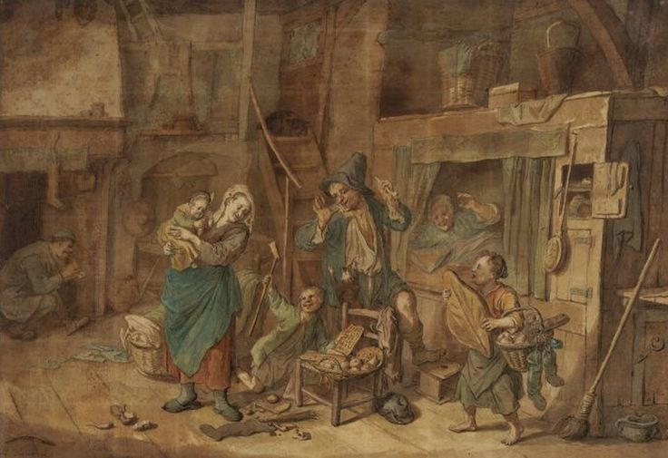 1687 - Cornelis Dusart