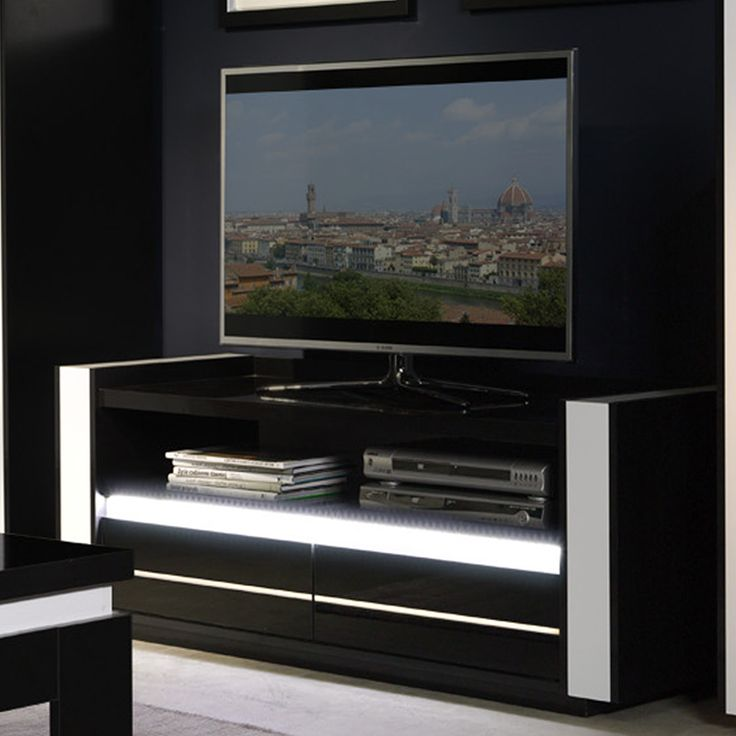 35 best images about meuble tv on pinterest home tvs and inspiration. Black Bedroom Furniture Sets. Home Design Ideas