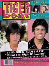 Tiger Beat Magazine April 1980 Erik Estrada Scott Baio John Schneider NO LABEL in Books, Magazine Back Issues | eBay