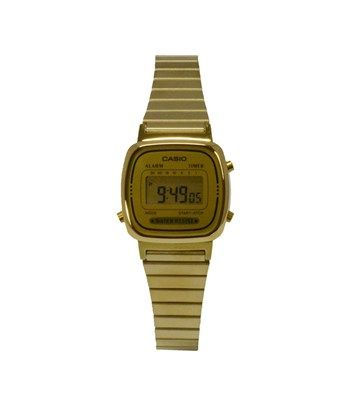 CASIO DIGITAL WOMEN'S LA-670WG-9D. #casio #