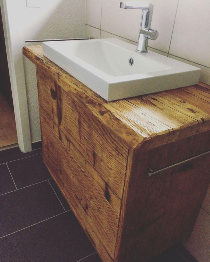 63 best badezimmer in holz optik images on pinterest badezimmer badezimmerideen und b der ideen. Black Bedroom Furniture Sets. Home Design Ideas