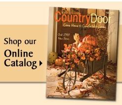 Country Home & seasonal decor