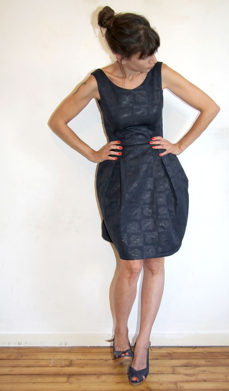 Elisalex remix back // Elisalex dress / By Hand London // Jolies bobines