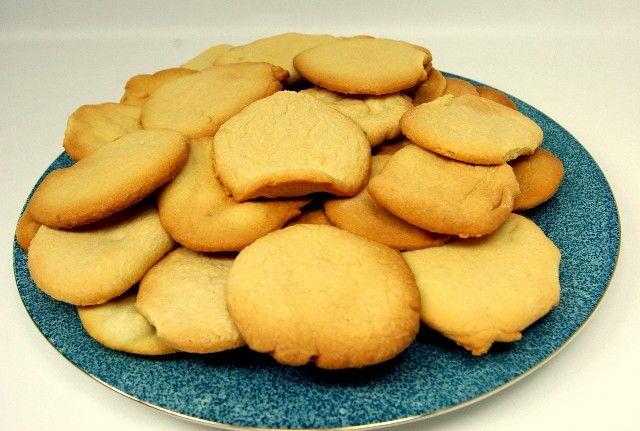 Magnolia Collection Recipes - 1800's TEA CAKE Cookie Recipe - Crisp, Delicate, & Deeee-lishous!
