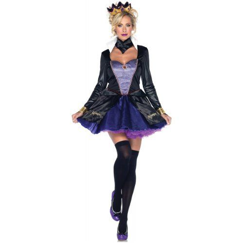 Evil Queen Costume – Small – Dress Size 4-6 by Leg Avenue Take for me to see Evil Queen Costume – Small – Dress Size 4-6 Review You'll be able to buy any products and Evil Queen Costume – Small – Dress Size 4-6 at the Best Price Online with Secure Transaction . We would …