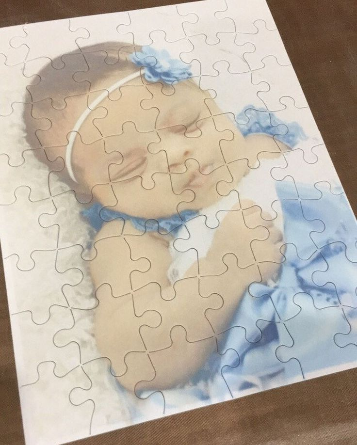 Your Photo on a Puzzle Customized Puzzle Personalized Puzzle Image on Puzzle