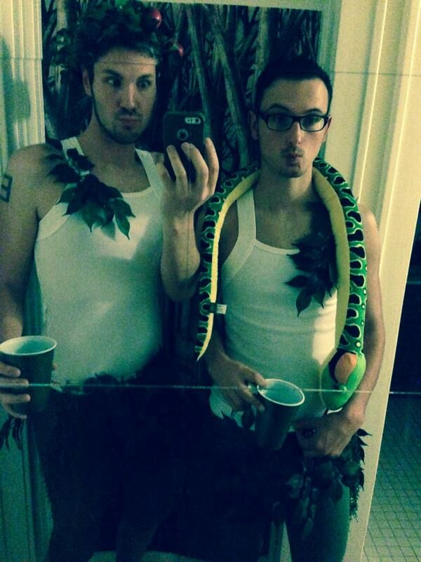13 halloween costumes that wont make you hate couples who dress up together - Mens Couple Halloween Costumes