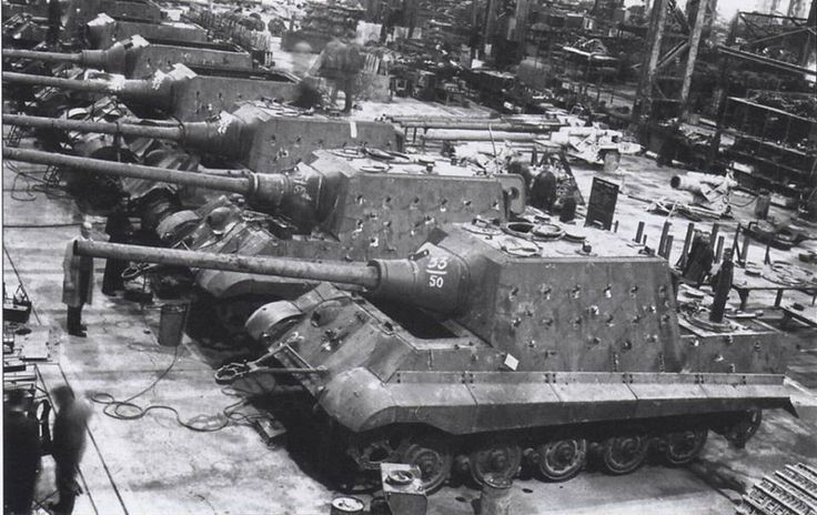 """Jagdtiger (""""Hunting Tiger"""") is the common name of a German heavy tank destroyer of World War II. The official German designation was Panzerjäger Tiger Ausf. B as it was based on a lengthened Tiger II chassis."""