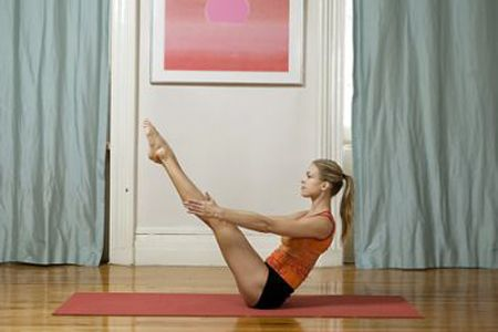 10 Yoga poses for lower back and hips