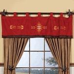17 best ideas about southwestern window treatments on for International decor window treatments
