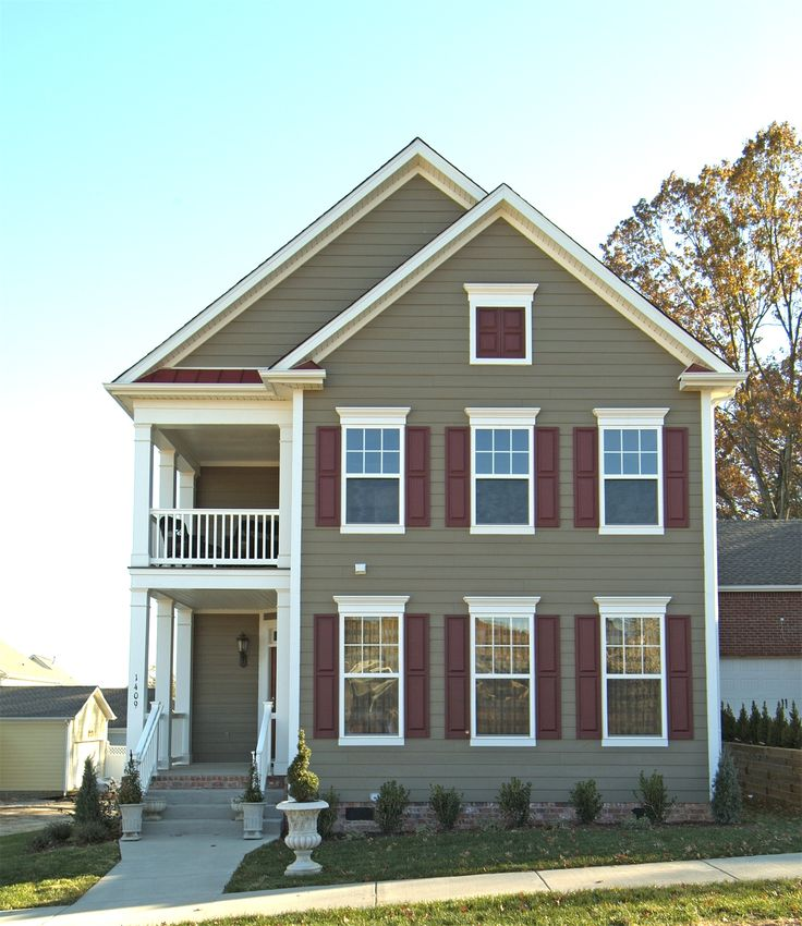 Lake Home Siding Ideas: 12 Best Monterey Taupe James Hardie Siding Color Images On