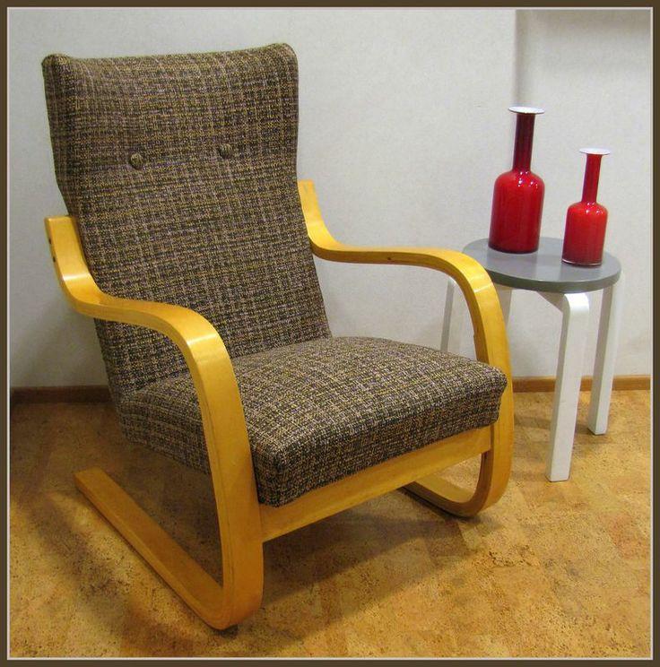 circa 1940's Artek/Aalto chair no: 401