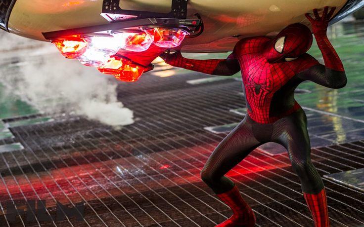New Spider-Man Movie 2014   The Amazing Spider Man 2 movie 2014 HD wallpaper