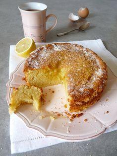 Gâteau citron-amande
