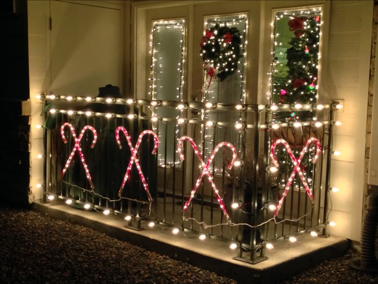 7 best Christmas balcony images on Pinterest | Apartment ...