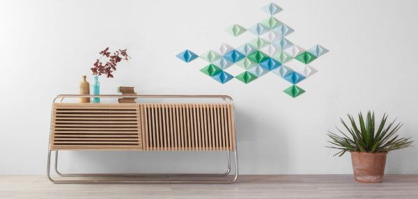 Marcel sideboard designed by Fabrizio Simonetti for Formabilio