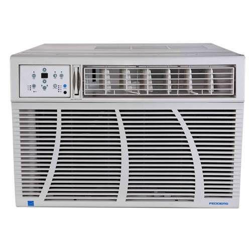 Airwell fedders 24 000 btu window air conditioner white for 18000 btu window air conditioners