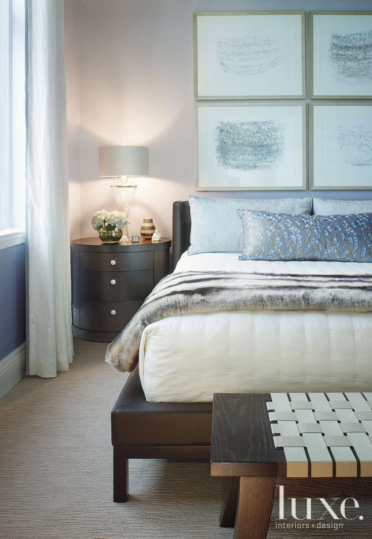 Modern Blue Master Bedroom 577 best bedrooms images on pinterest | architecture, bedrooms and