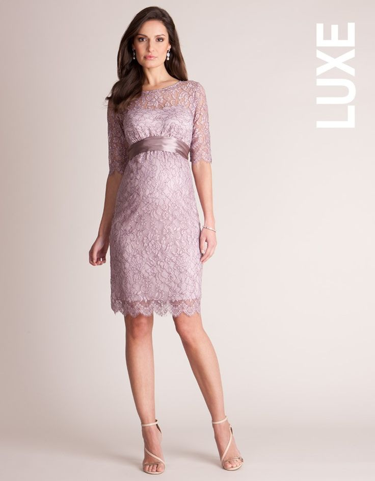 Maternity lace cocktail dresses