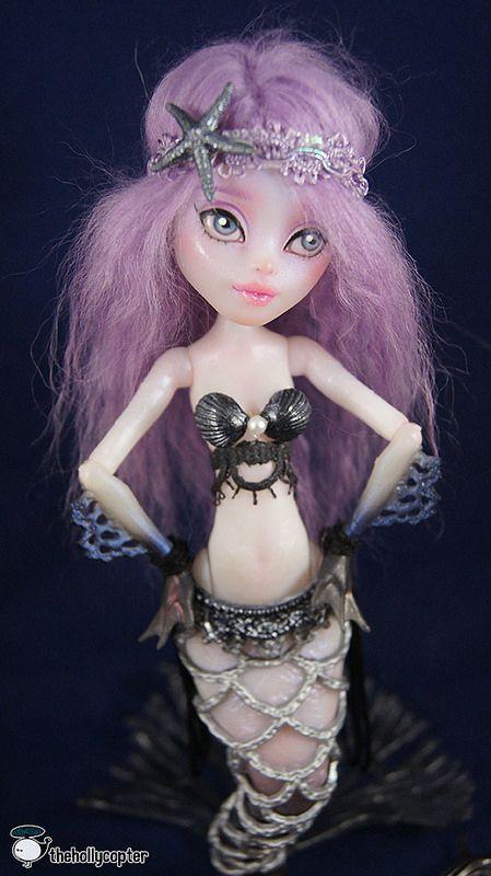 Marina the Mermaid by ephedrenaline on Etsy