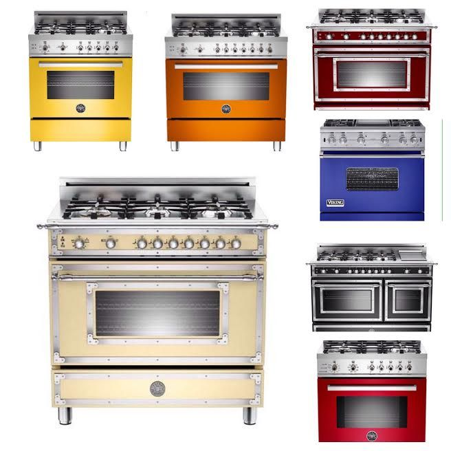 Letu0027s Throw It Back To The 1950s! Check Out Our Selection Of Ranges That  Are Reminiscent Of Vintage Kitchen Appliances With Todayu0027s Technology ...