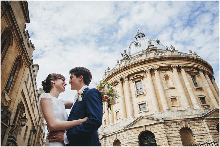 Oxford Town Hall wedding