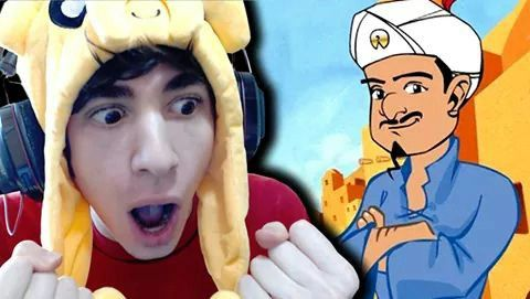 Favij And Akinator