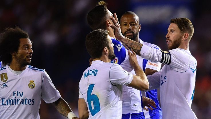 Sergio Ramos gets a lot of red cards but his indiscipline rarely hurts Real