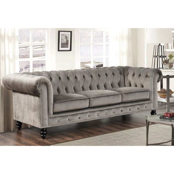 Sofa Ideas best 25+ grey velvet sofa ideas on pinterest | gray velvet sofa