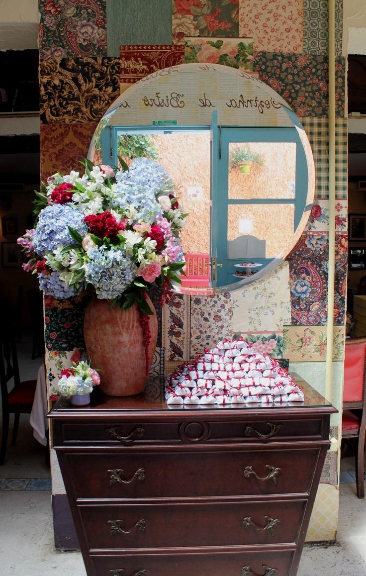 Mini wedding / mesa dos bem casados  www.bemflorido.com
