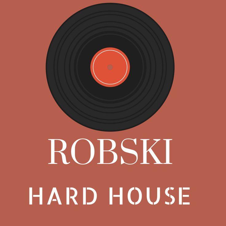 Hard House DJ Robski profile and latest mix sets