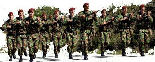 Exército Português | Forças Especiais -  Comandos