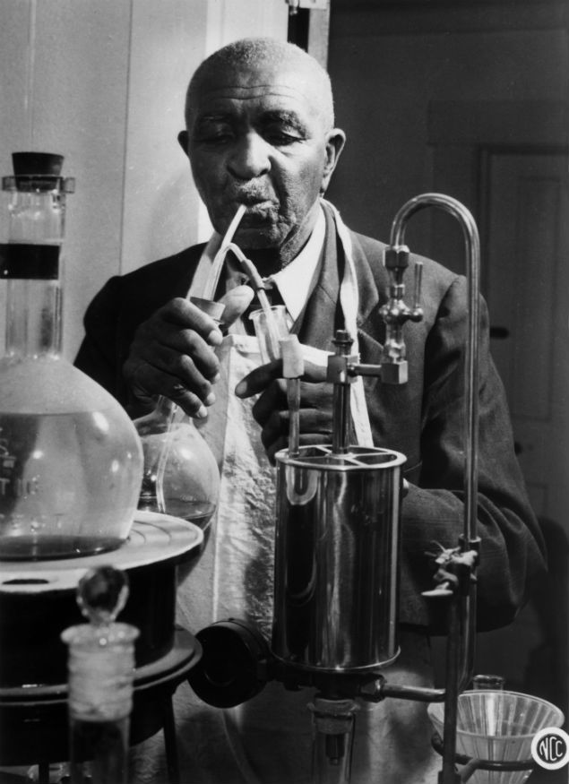 george washington carver the man who George washington carver my wife just read a biography of george washington  carver (subtitled the man who overcame, by lawrence elliot.