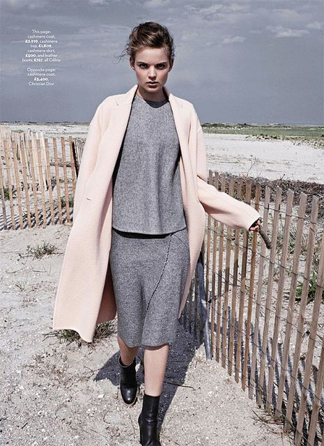 {fashion inspiration | editorial : svea berlie by patric shaw for marie claire} by {this is glamorous}, via Flickr