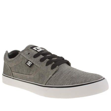 Best Mens DC Shoes Tonik Trainers Shoes Light Grey