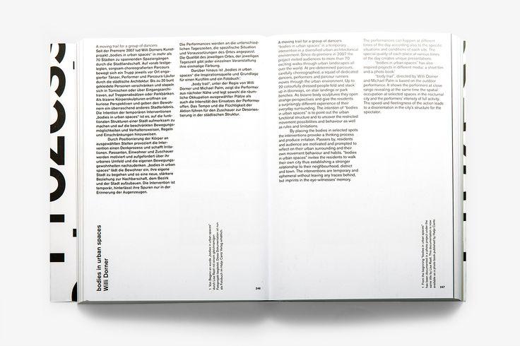 Publication Schmuck als urbaner Prozess on Behance