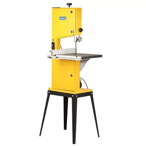 maquina serra fita vertical de coluna para madeira bivolt