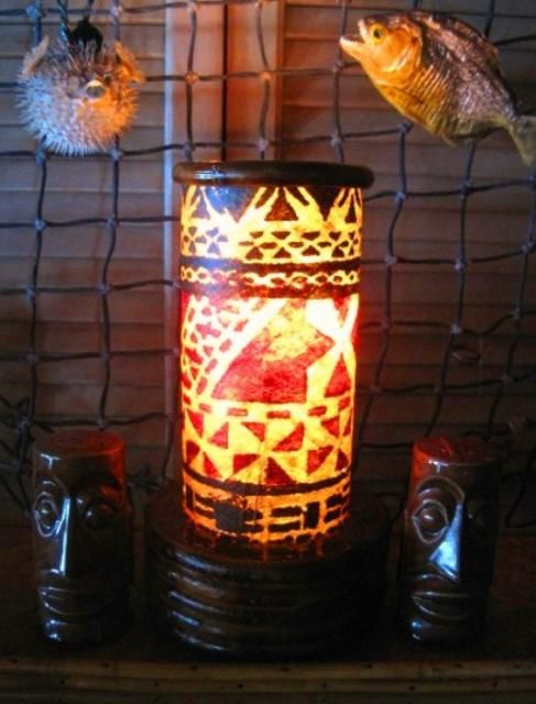 1000+ images about tiki badezimmer on pinterest, Reel Combo