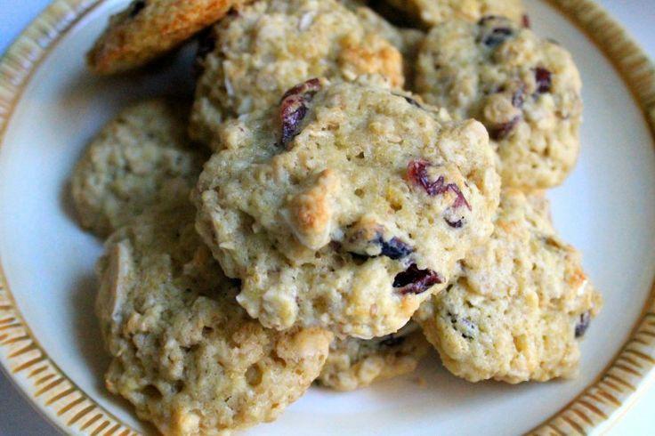 Cranberry-Pistachio Oatmeal-Quinoa Cookies Recipes — Dishmaps