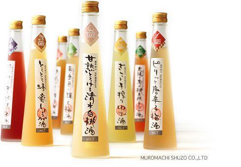 備前岡山 宝町酒造 リキュール  Oh wow, very nice IMPDO.
