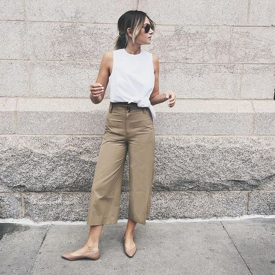 15 leisure outfits for the summer to try out
