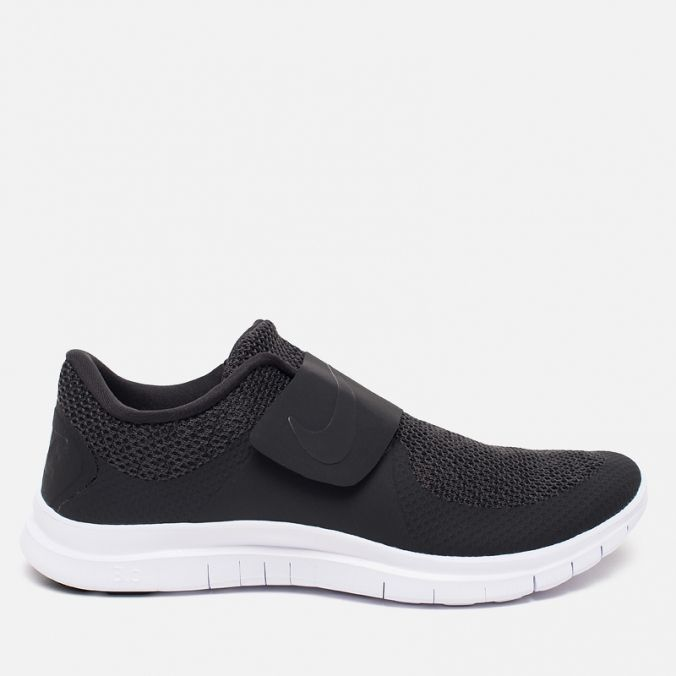 Мужские кроссовки Nike Free Socfly Black/White фото- 0