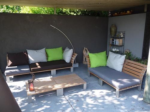lounge ruimte voorbeeld
