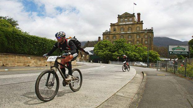 Budget bikers: Cycling Tasmania's east coast