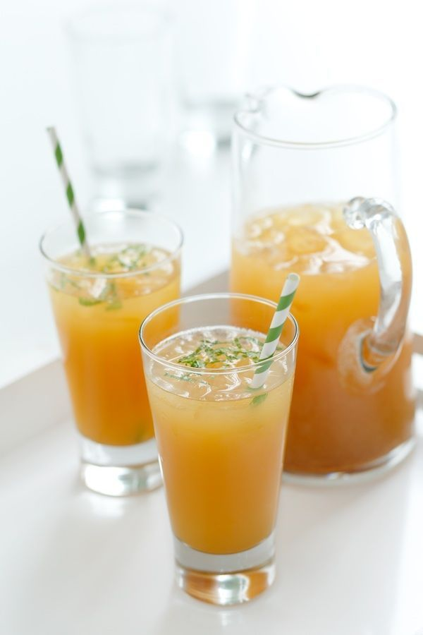 Apple Ginger Chillers | Ingredients, Inc. | Food: drinks | Pinterest ...