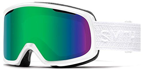 Smith Goggles MOO672X6K99C5 X6K White Eclipse Riot Visor Goggles Lens Category. Sunglasses.