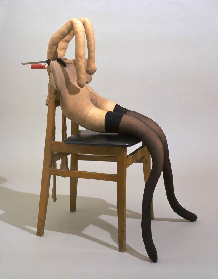 Sarah Lucas, Pauline Bunny, 1997 http://www.tate.org.uk/art/artworks/lucas-pauline-bunny-t07437/text-summary