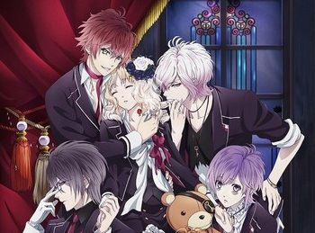 Diabolik Lovers More,Blood Subtitle Indonesia
